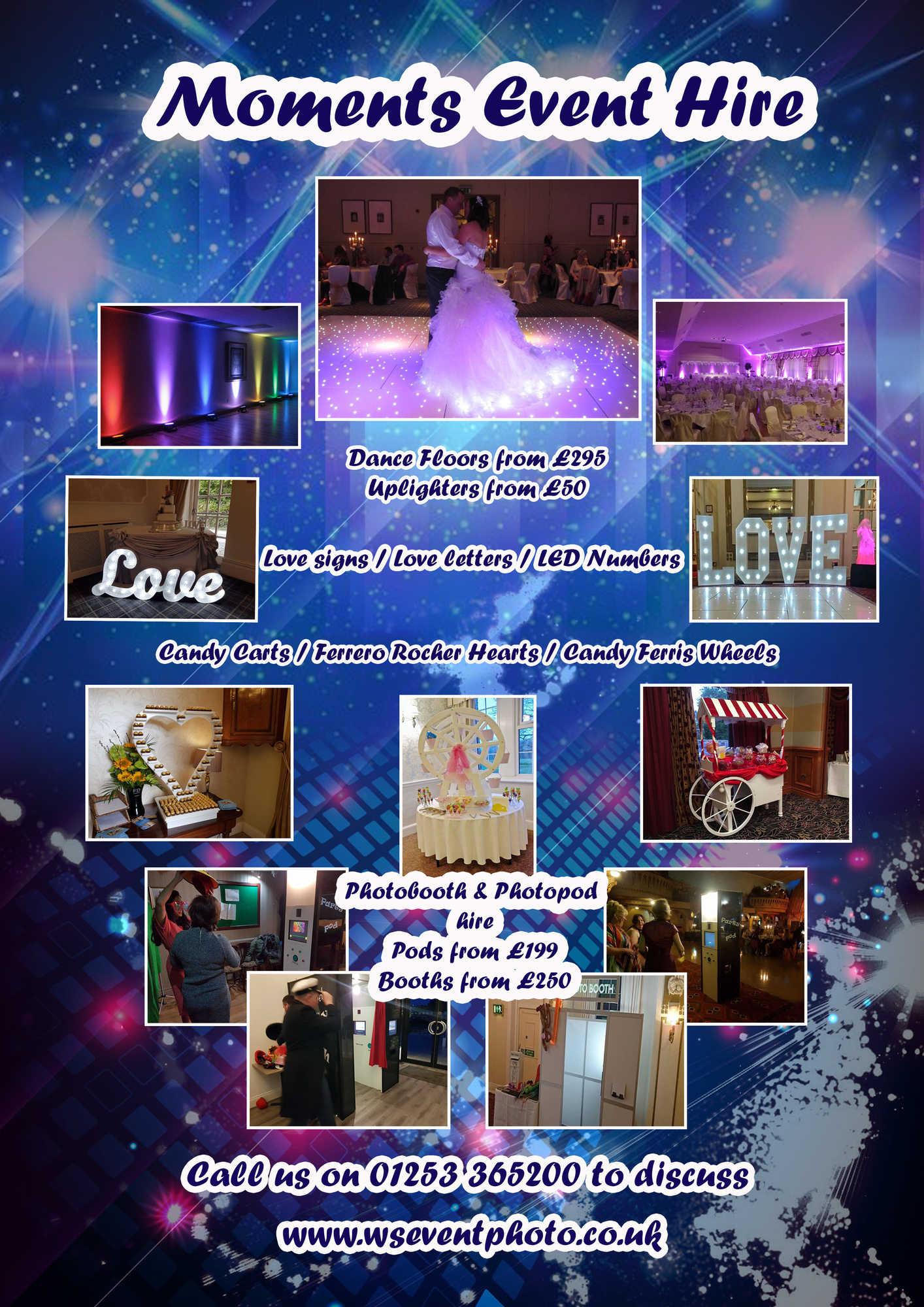 Event Hire Blackpool
