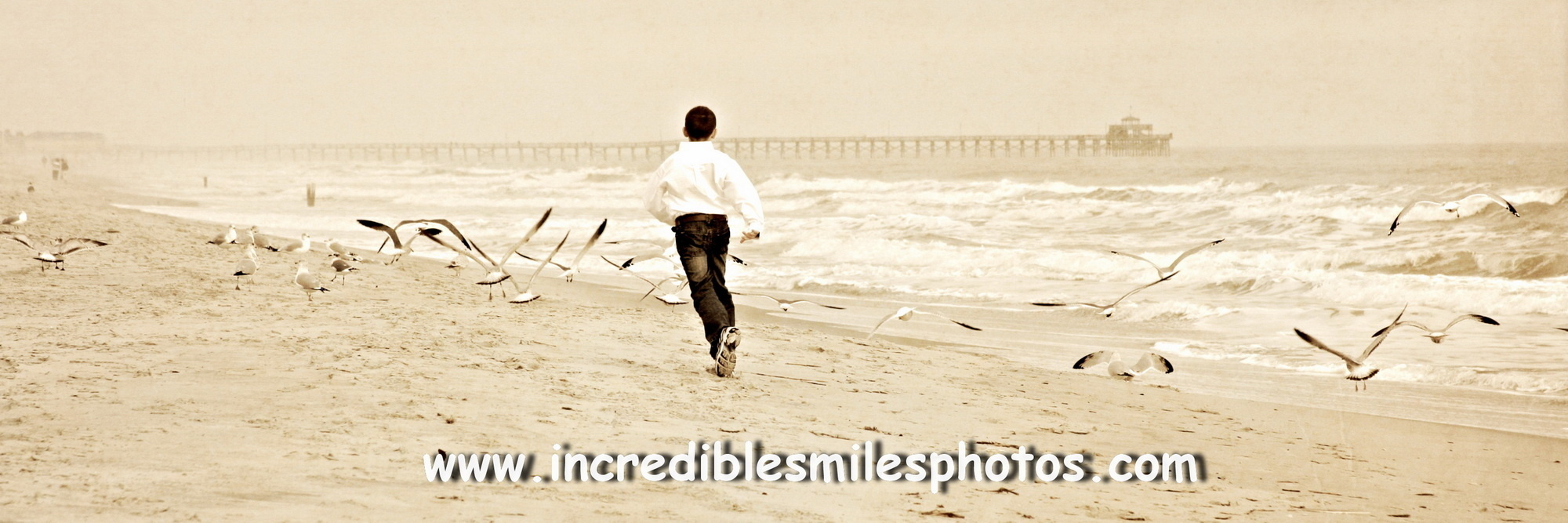 Oak Island, NC Beach Portraits