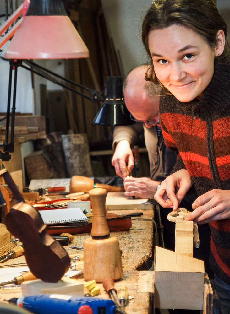 Woodcarving Courses and Training