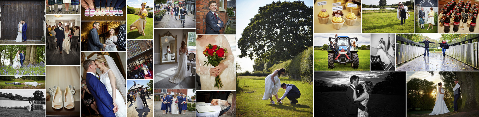 Wedding Photography in Cheshire.