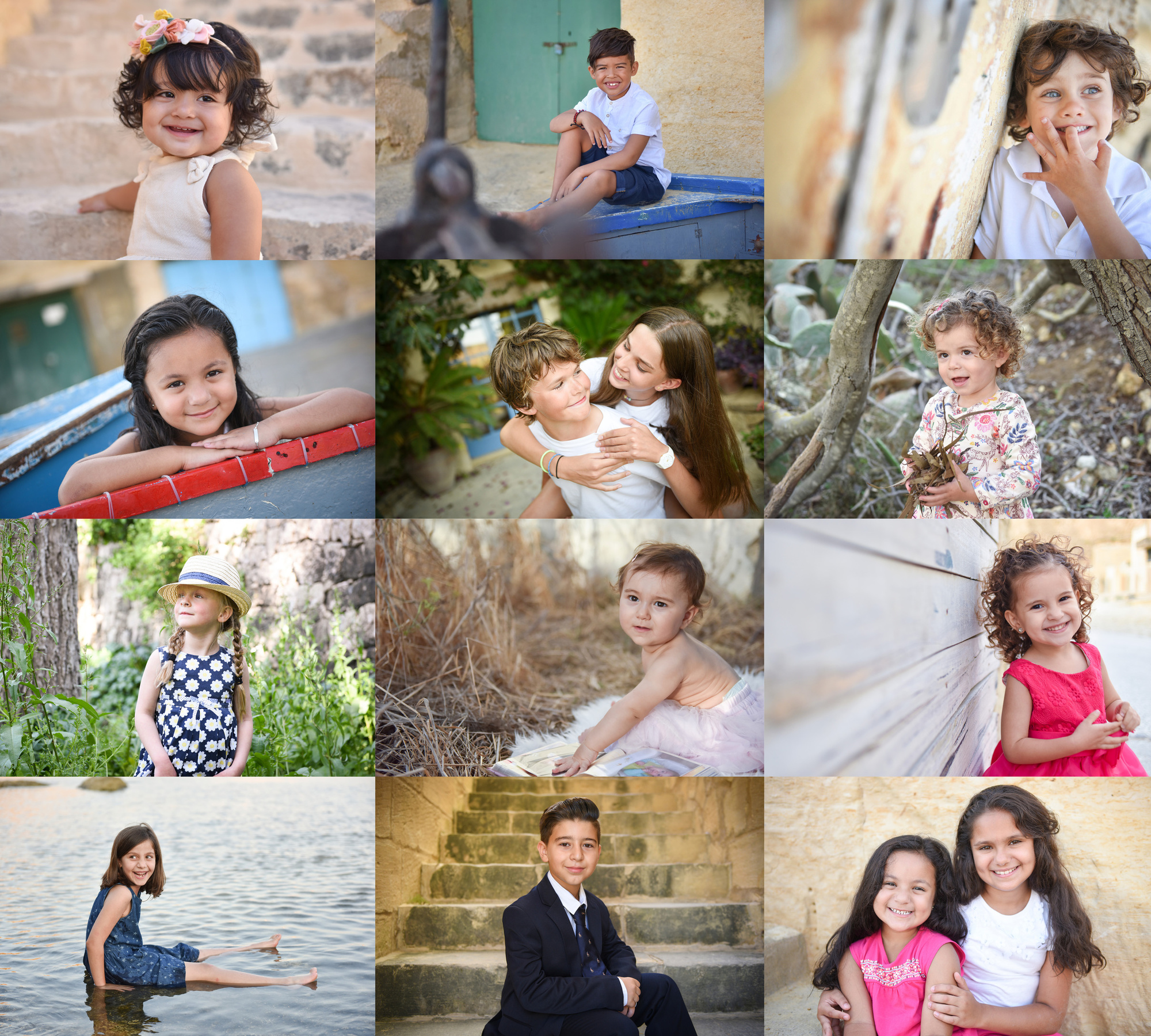 Malta & Gozo Children & Family Photography