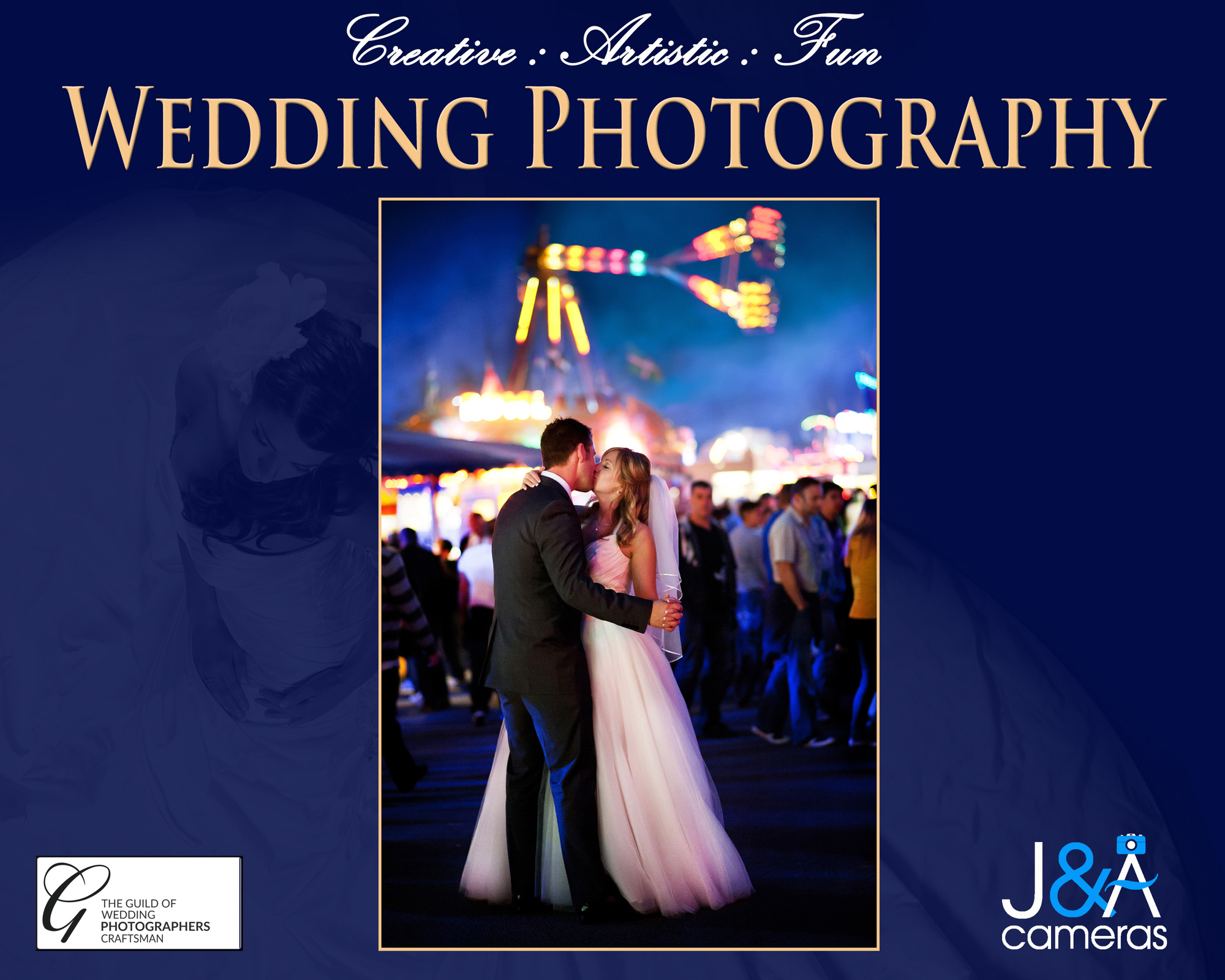 J&A Wedding Brochure