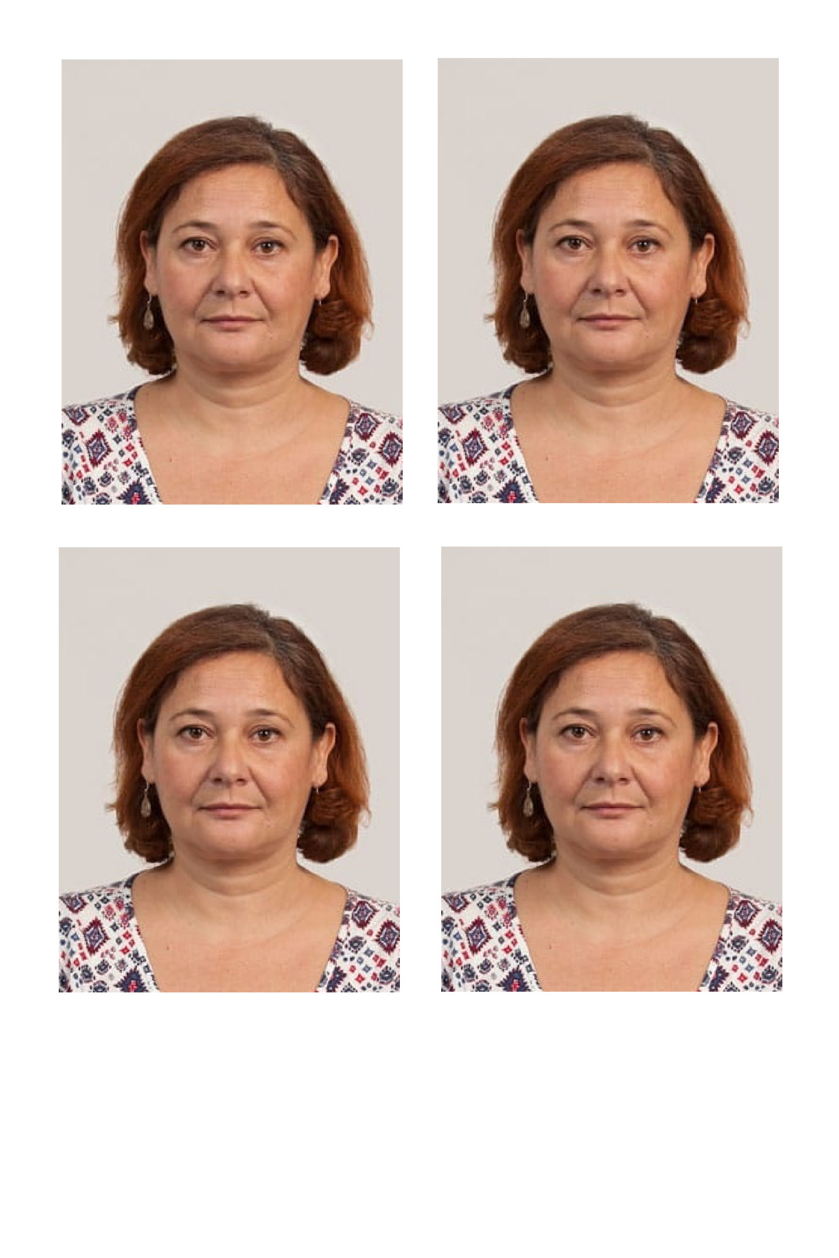 Passport pictures by John Woods Photography in Huddersfield